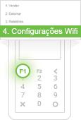 Menu Moderninha Wifi