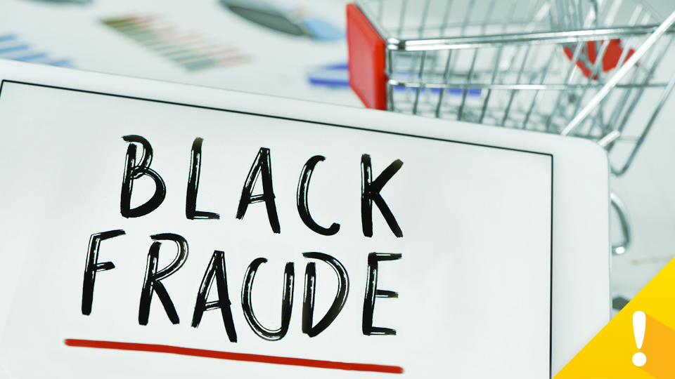 Como não cair na Black Fraude