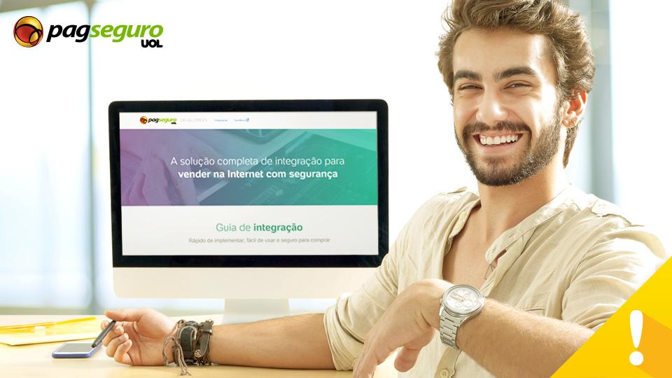 Conheça o site PagSeguro Developers