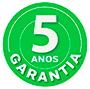 5 anos de garantia PagSeguro