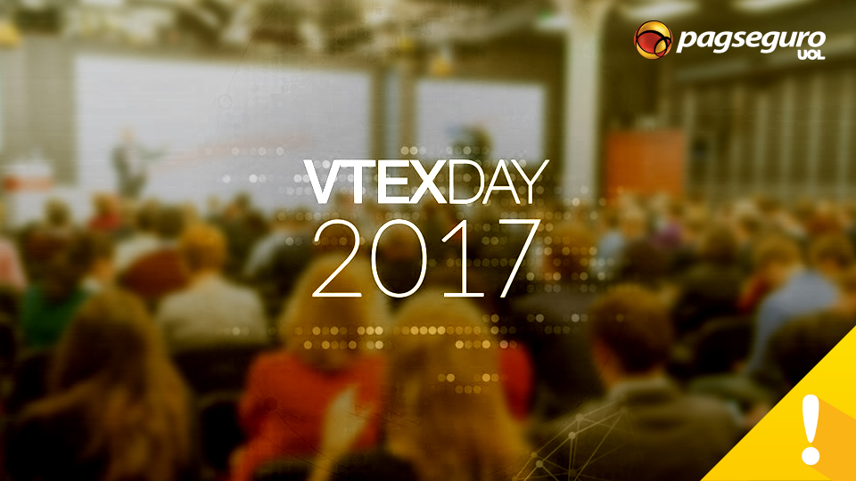 Palestra e Chopp PagSeguro no VTEX Day 2017