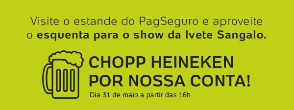 Chopp PagSeguro - VTEX Day 2017